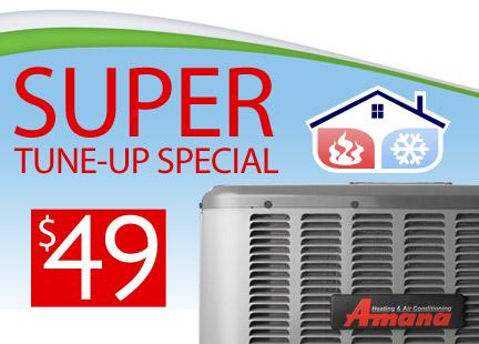 Houston Air Conditioning 49 Spring A C System Tune Up